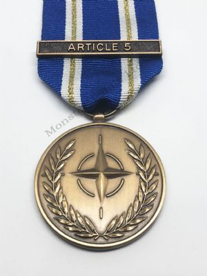 Full size Nato Active Endeavour Medal